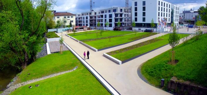 Mühlengarten - Foto Stadtplanungsamt
